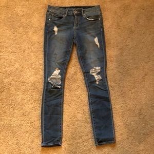 Articles of Society Low Rise Jeans